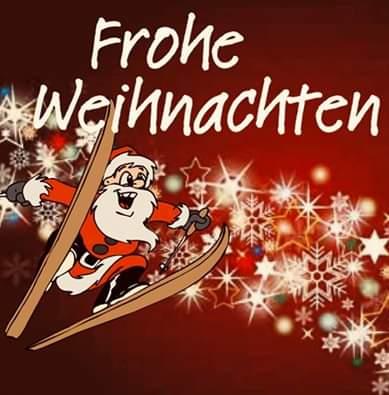 Weihnachtsgrüße Fussballtrainer.Weihnachtsgrüße Thüringer Skiverband E V